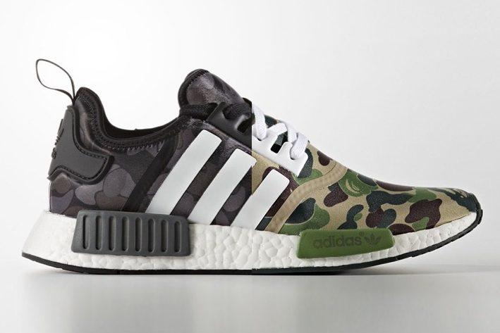 87425fa69 Bape x adidas NMD - Release Info - Sneaker Myth