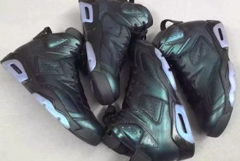 "Jordan 6 ""Chameleon"" – First Look"