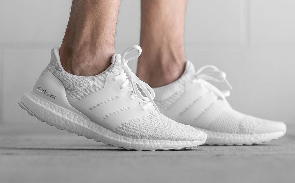 "9a68efaabb921 ... adidas Ultra Boost 3.0 ""Triple White"" – First Look"