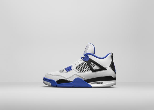 9a18967579cc Air Jordan 4 Motorsport - Official Look   Release Info - Sneaker Myth