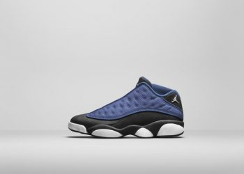 "Air Jordan 13 Low ""Brave Blue"" – Official Look & Release Info"