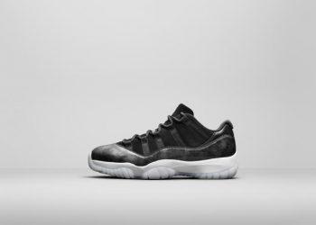 "Air Jordan 11 Low ""Baron"" – Official Look & Release Info"