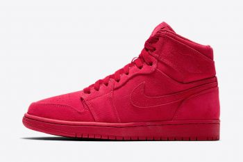 Air Jordan 1 High Suede Collection – Official Look
