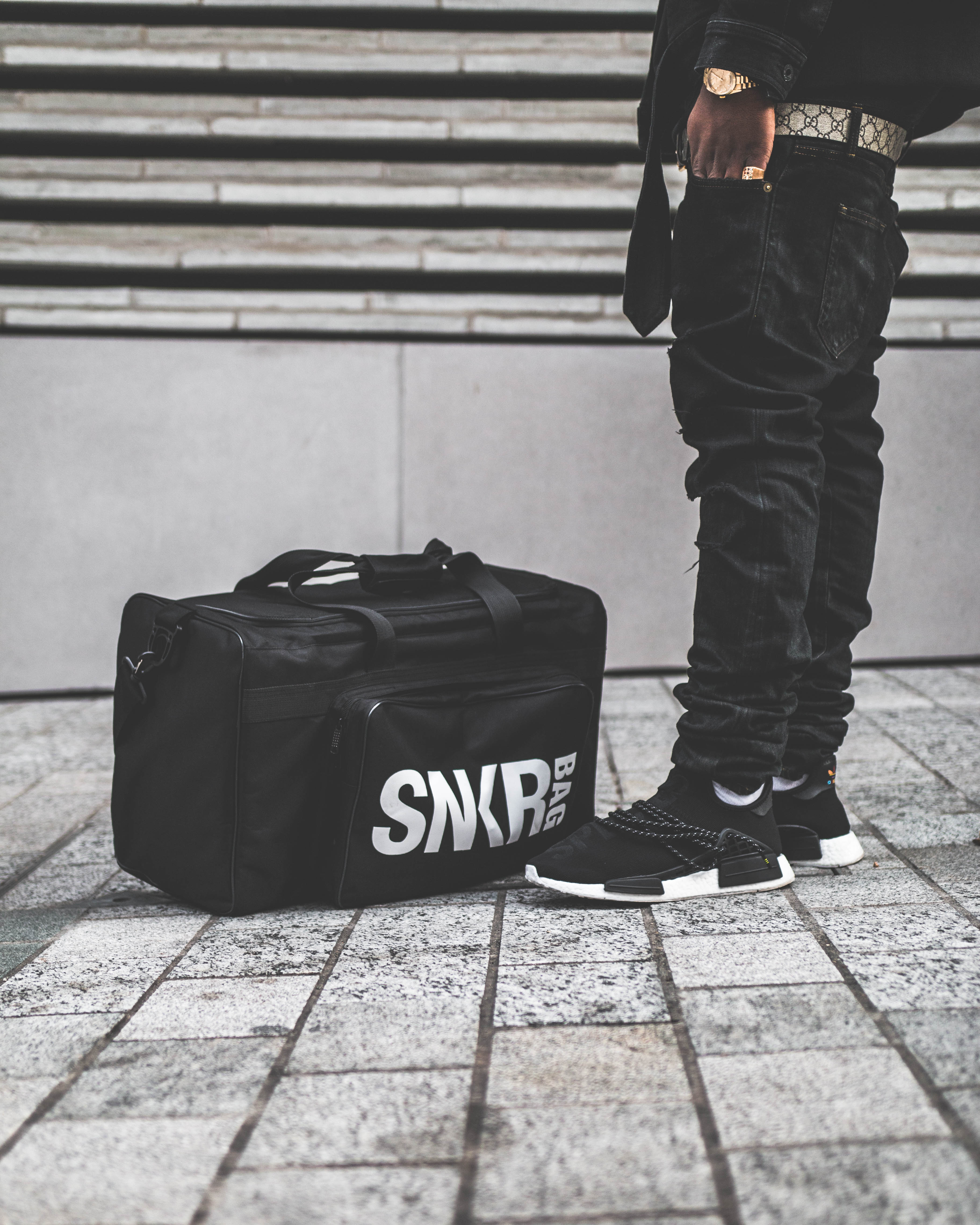 snkr bag by sneaker myth release info sneaker myth