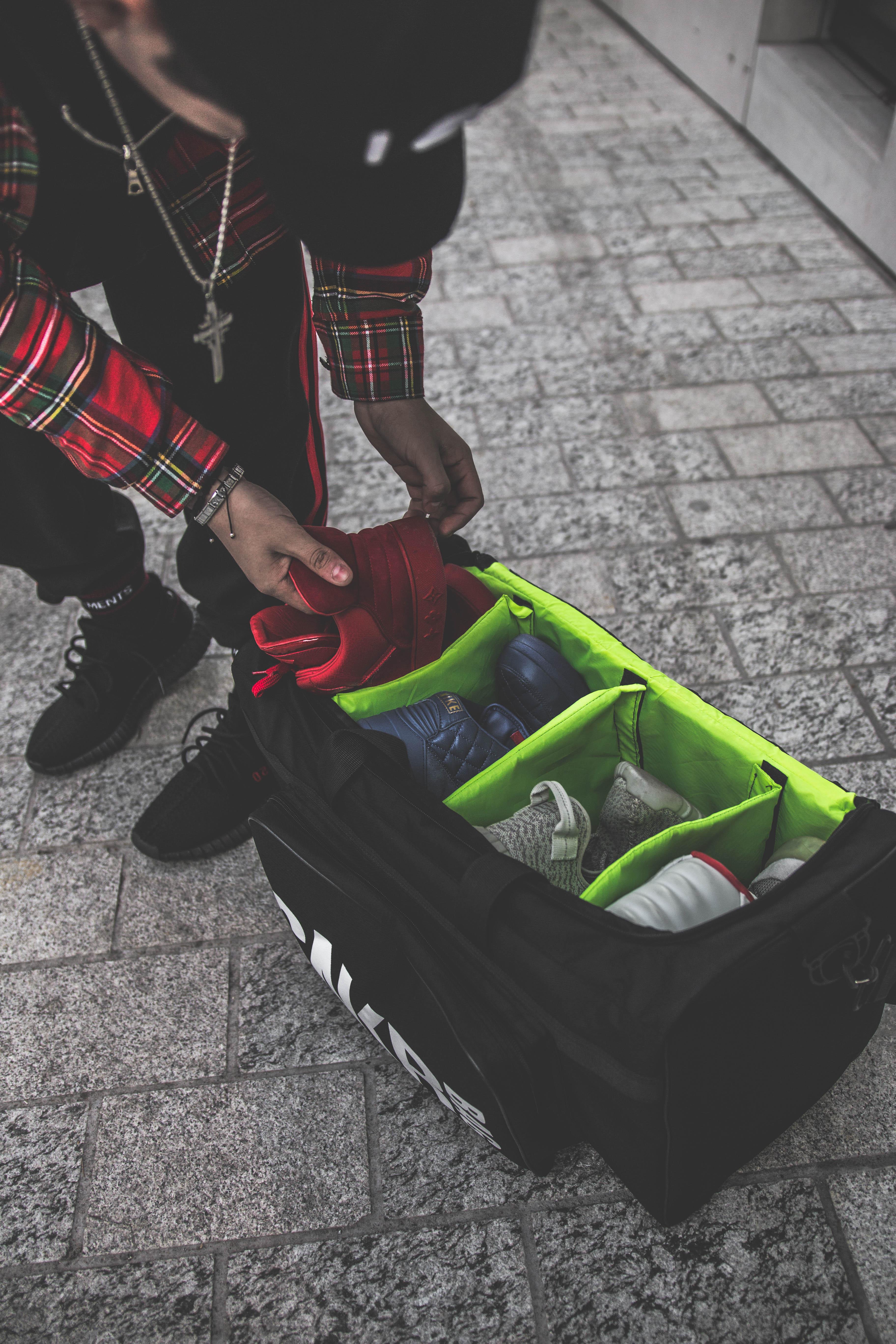 snkr bag by sneaker myth - release info