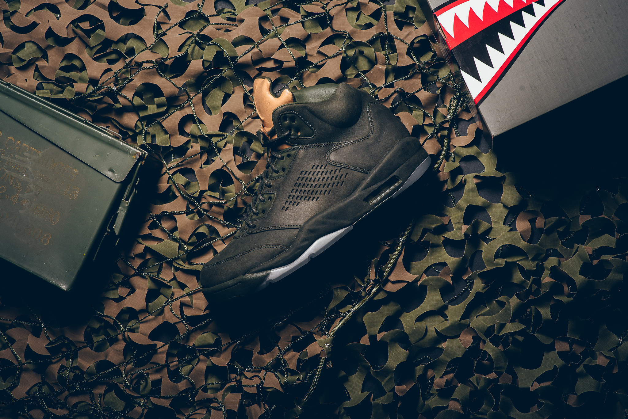 check out 89725 7a4ae ... ireland air jordan 5 premium take flight 126e0 95f02