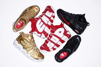 Supreme x Nike Air More Uptempo – Release Info