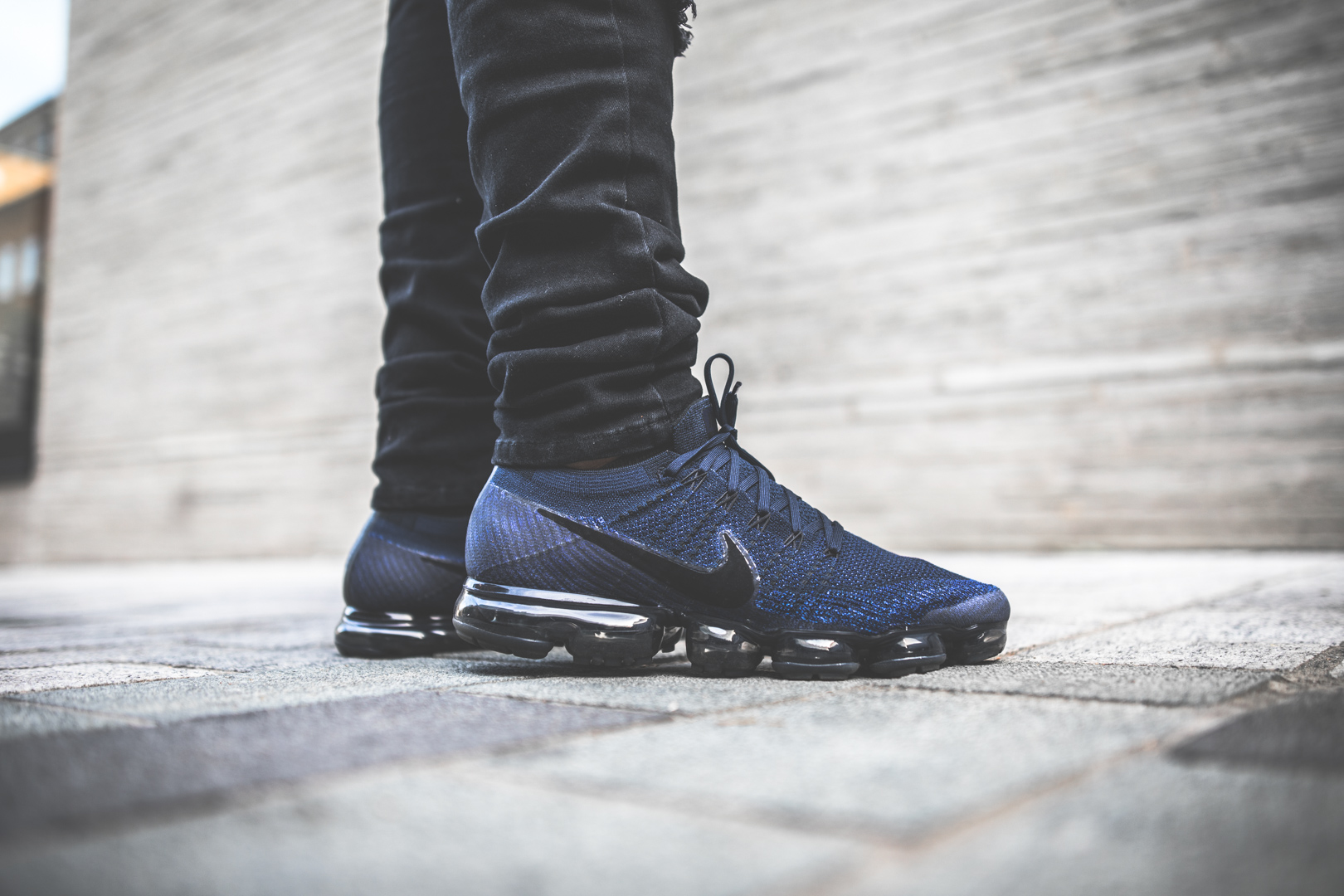 Nike Air Vapormax Flyknit With Jeans