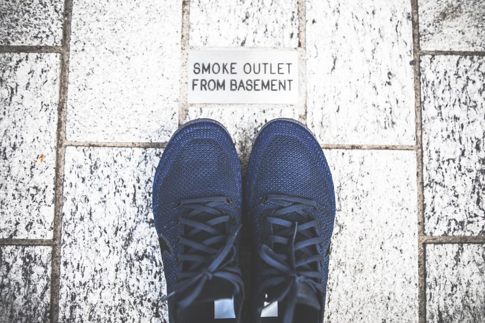 Nike Air Vapormax Flyknit - Menns Røde Jeans CfshhD