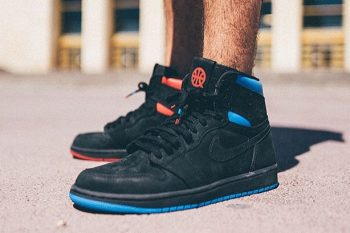 "Jordan 1 High OG ""Quai 54"" – First Look & Release Info"
