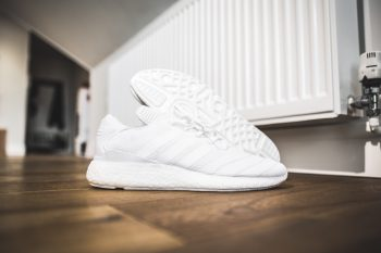 "#SNEAKERFOCUS: adidas Busenitz Pure Boost ""Triple White"""