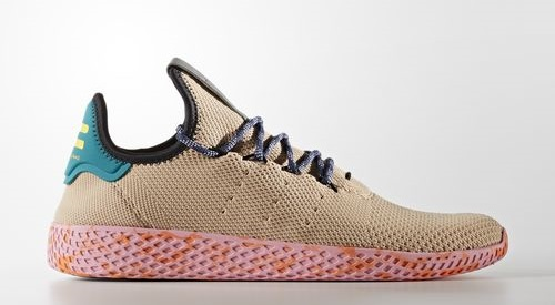 63c124100c3b3 They have a space-dyed adidas Primeknit upper atop a textured EVA midsole  and are finished with an Equality logo heel patch.