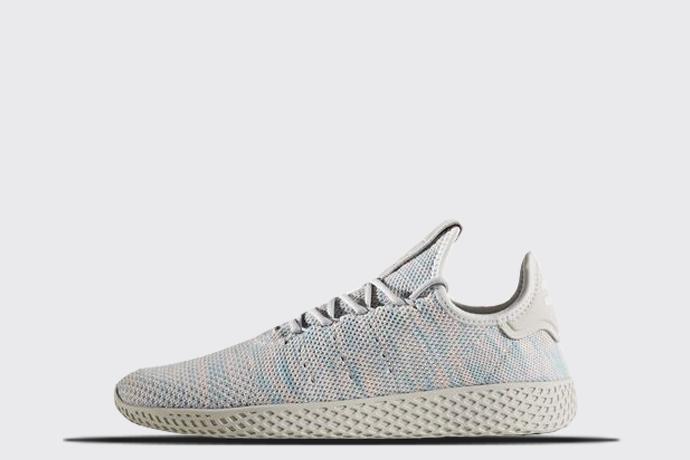to buy hot sale sleek Pharrell Williams x adidas Originals Tennis HU - Sneaker Myth