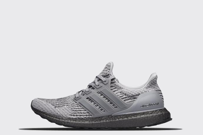 733644fab adidas Ultra Boost  Triple Grey  - Sneaker Myth