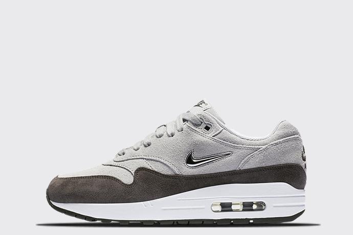 a86bed479a3 Nike Womens Air Max 1 Premium SC  Wolf Grey  - Sneaker Myth