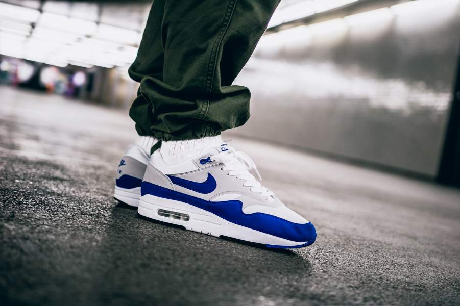 sports shoes 69fac 9a0d7 nike-air-max-1-anniversary-og-game-royal-908375-102-mood-1