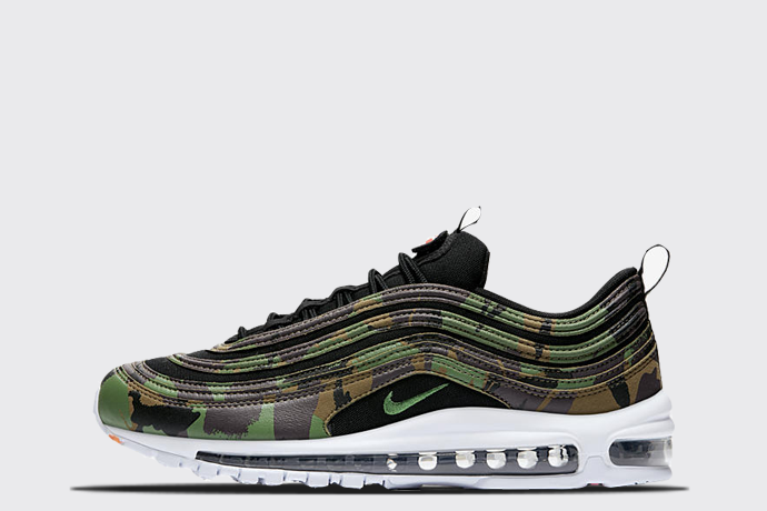 Nike Air Max 97 'Country Camo Pack' Sneaker Myth