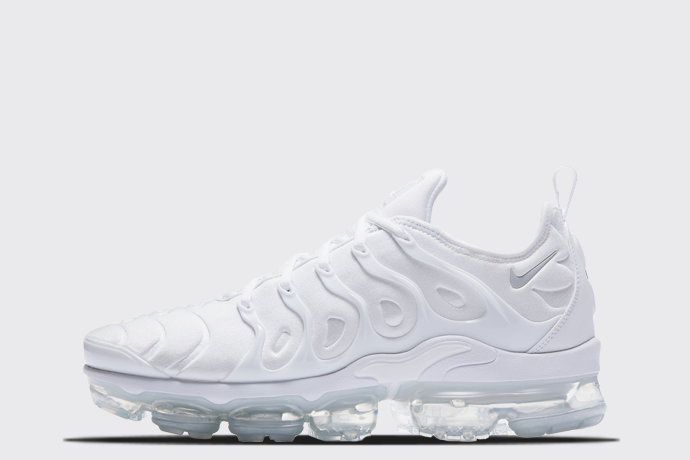 ae26ee41669 Nike Air Vapormax Plus White - Sneaker Myth