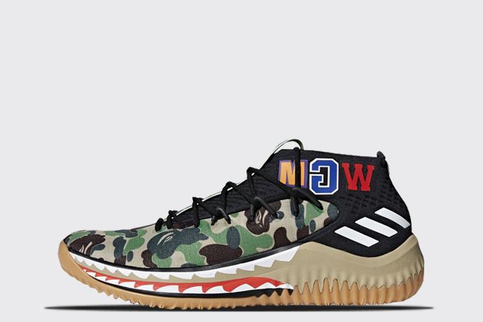 sneakers adidas x bape