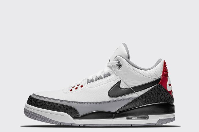 bcae2d56b32 Air Jordan 3  Tinker  - Sneaker Myth