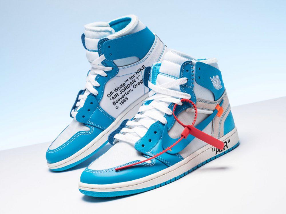 5a7d6102a0f6 Off-White x Air Jordan 1  UNC  - Sneaker Myth