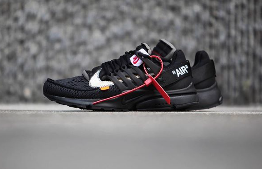 classic low priced special sales Off-White x Nike Air Presto 'Black' Raffle List - Sneaker Myth