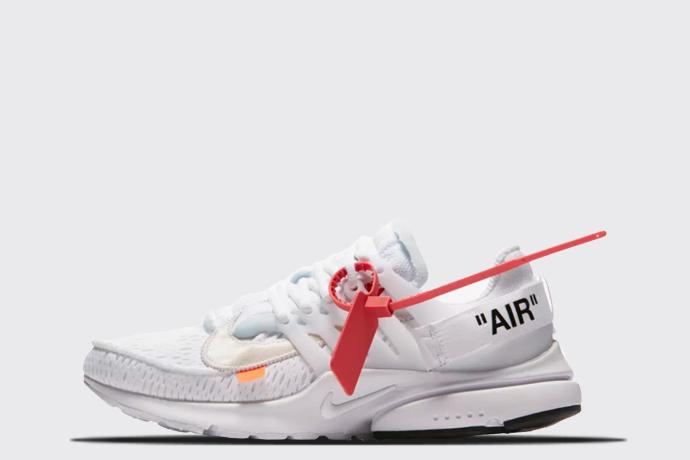 finest selection ba60c 01800 Off-White x Nike Air Presto  White  - Sneaker Myth