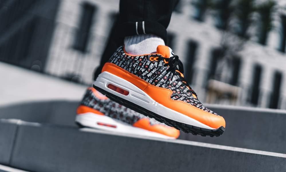 Nike Air Max 1 Just Do It Pack Orange | 875844 008