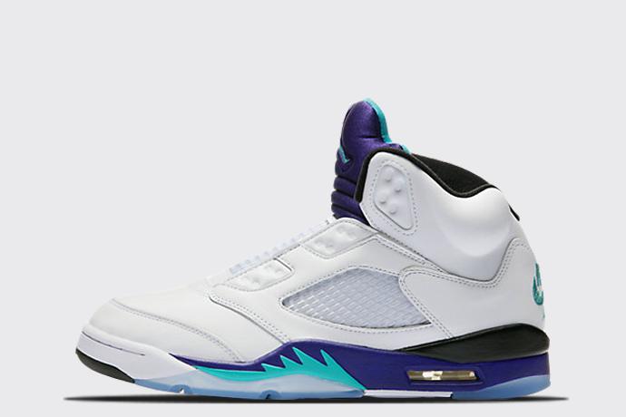 9f1165948ce Air Jordan 5 Retro 'Fresh Prince' - Sneaker Myth