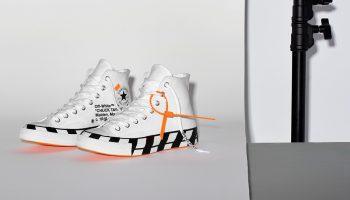 Off-White x Converse Chuck Taylor 70 'Optical White' Raffle List