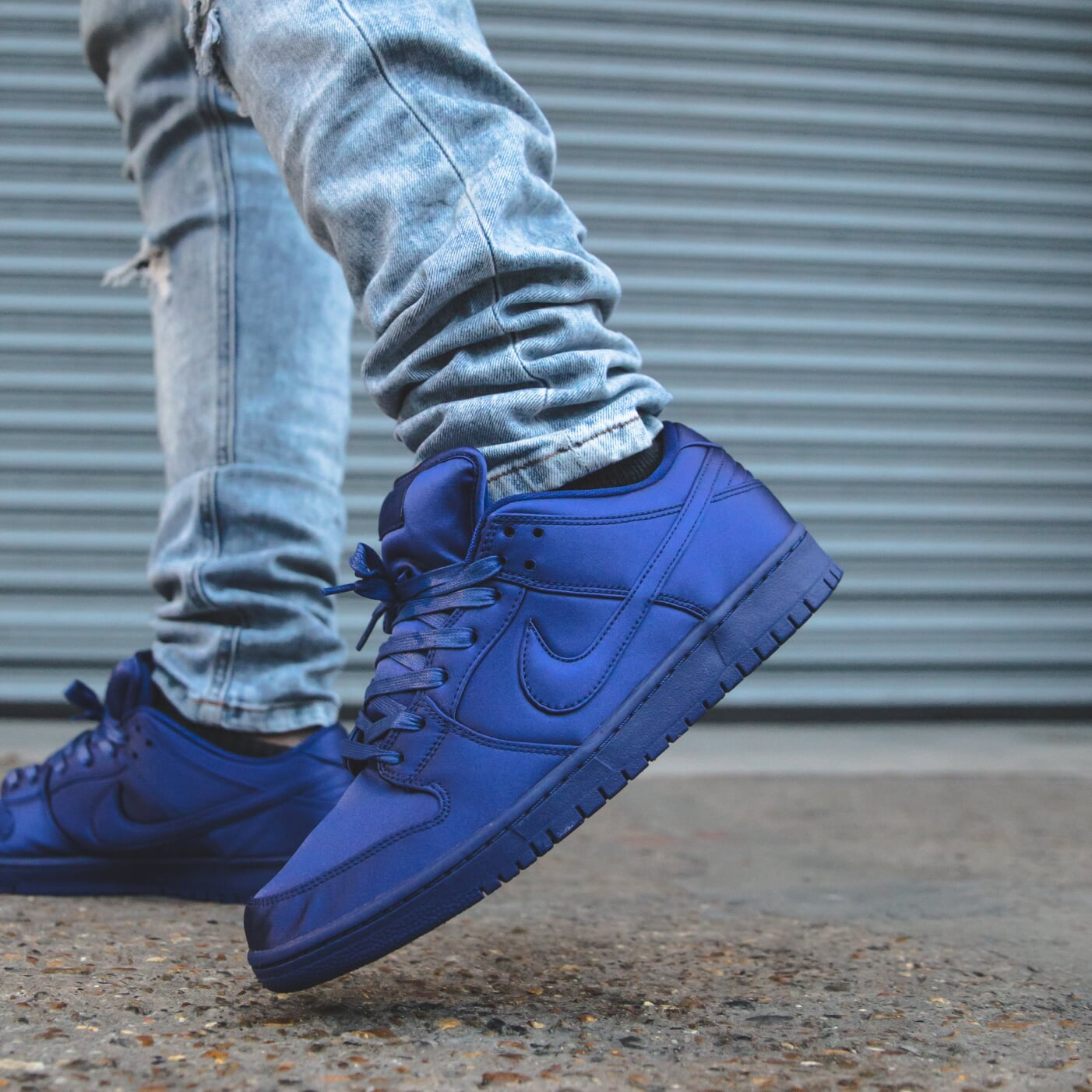 MYTHFOCUS: NBA x Nike SB Dunk Low 'Deep Royal Blue' - Sneaker Myth