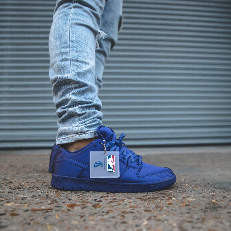 the best attitude 0e844 80272 MYTHFOCUS: NBA x Nike SB Dunk Low 'Deep Royal Blue ...