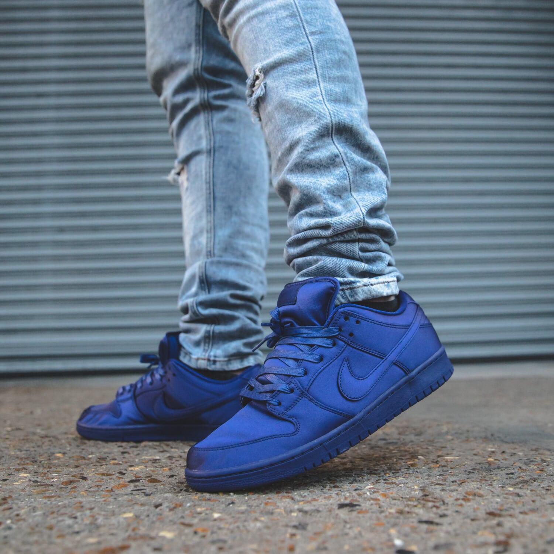 NBA x Nike SB Dunk Low 'Deep Royal Blue