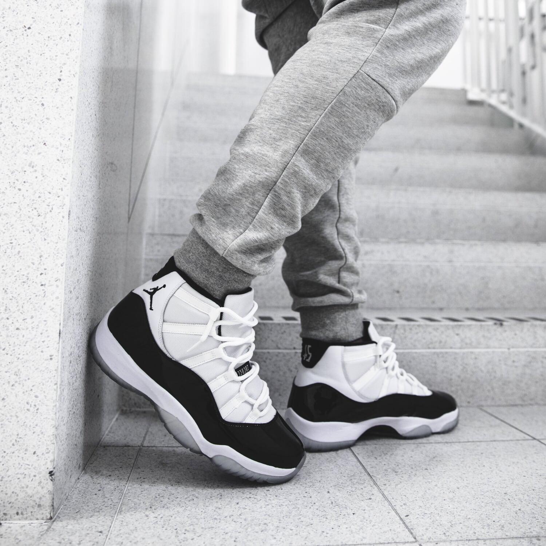 17ee19e0b262ab Air Jordan XI Retro  Concord  2018 - Sneaker Myth