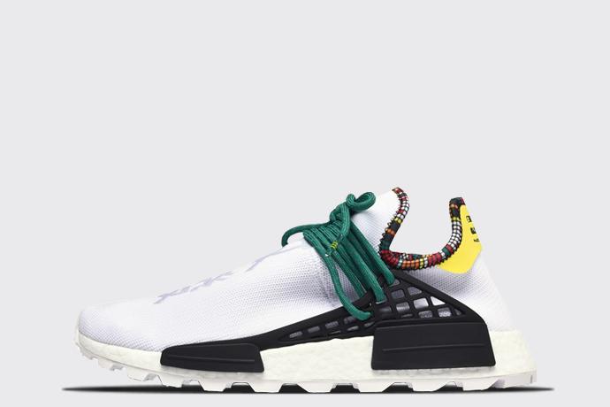 527ba6c3a adidas x Pharrell Williams Solar Hu NMD  Inspiration Pack  - Sneaker Myth