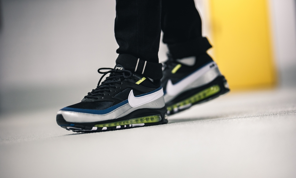 how to buy new concept new images of Nike Air Max 97/BW 'Metallic Pack' - Sneaker Myth
