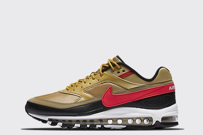 new product fcc60 526c0 Nike Air Max 97 BW  Metallic Pack  - Sneaker Myth