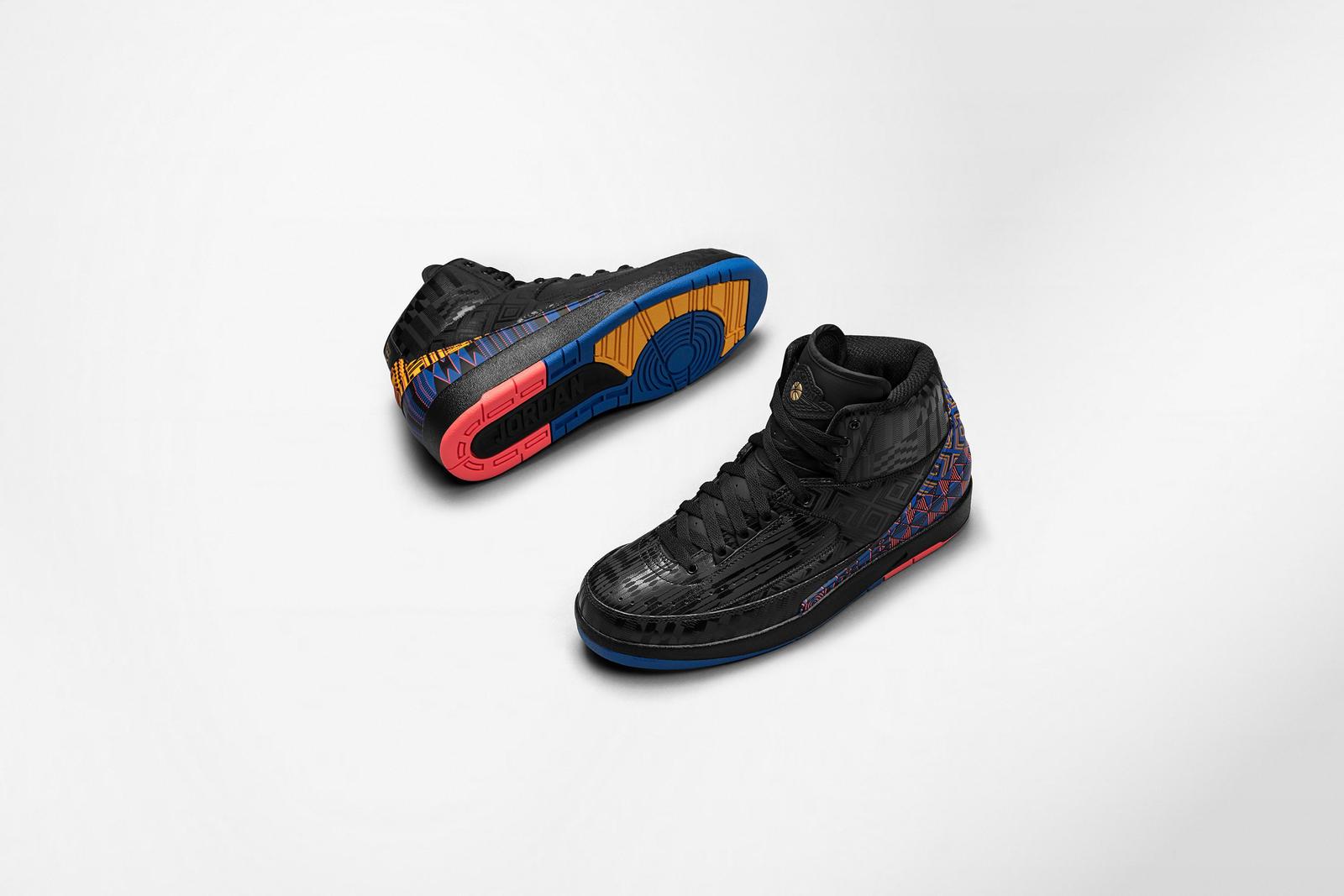 Air Jordan 2 'BHM' - Sneaker Myth