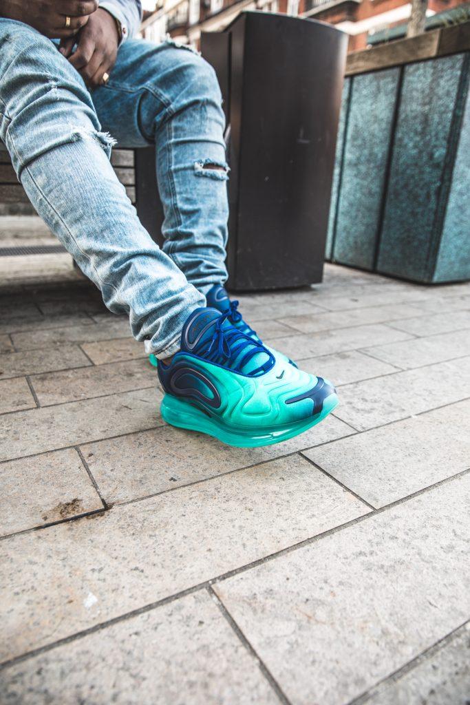 Mythfocus Nike Air Max 720 Sea Forest Sneaker Myth