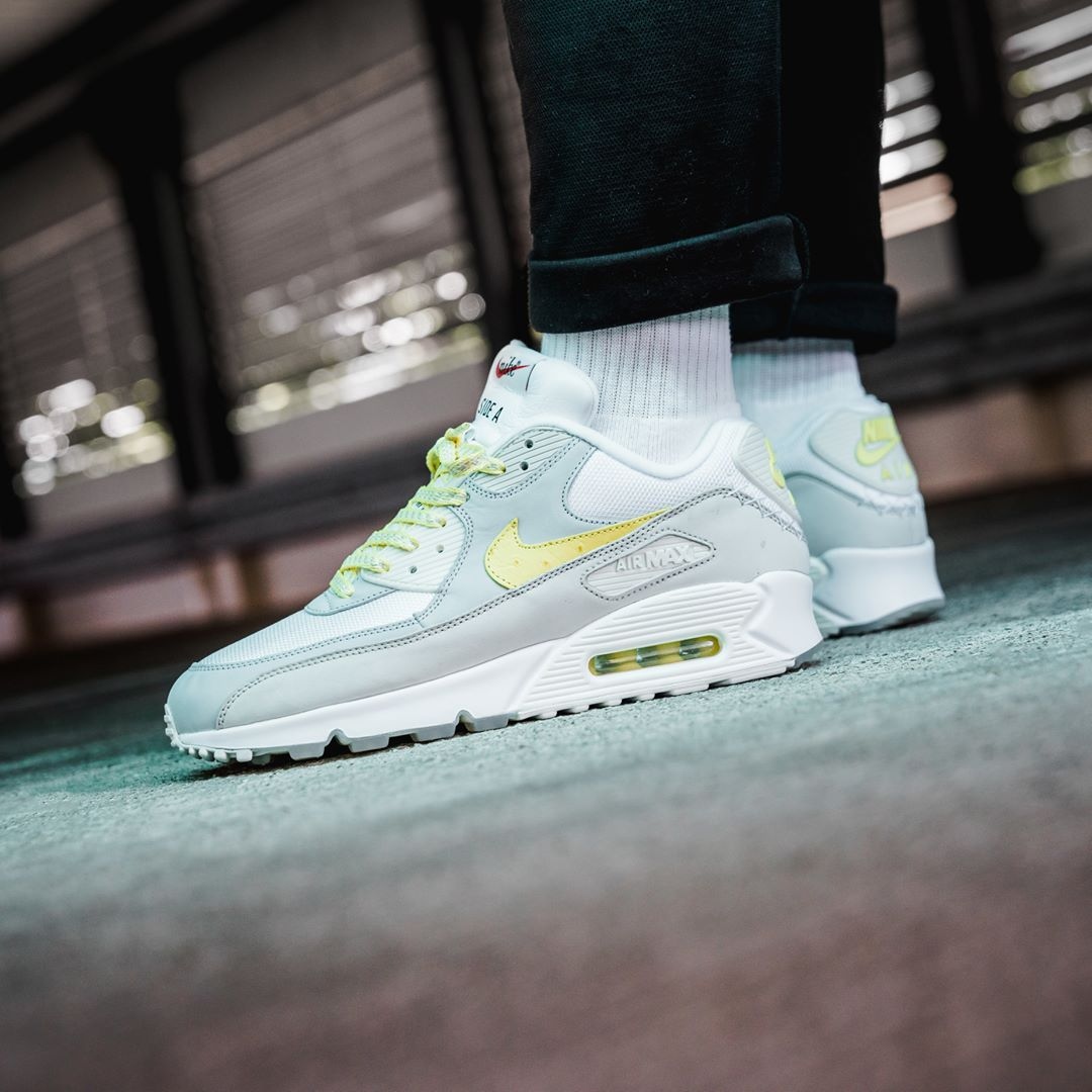 100% top quality beauty buy popular Nike Air Max 90 Premium 'Side A' - Sneaker Myth