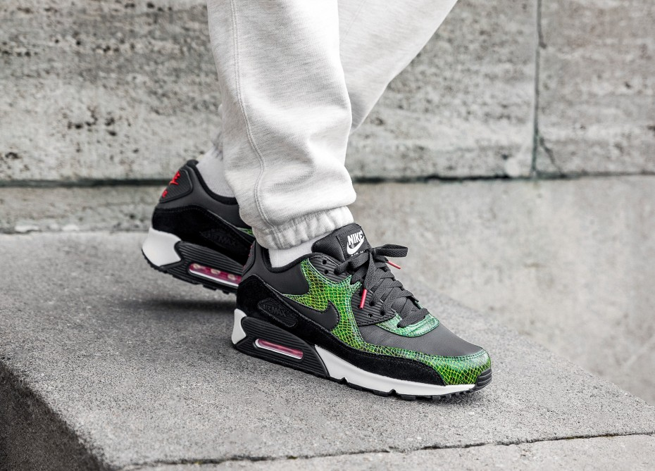 Nike Air Max 90 Python Green Where To