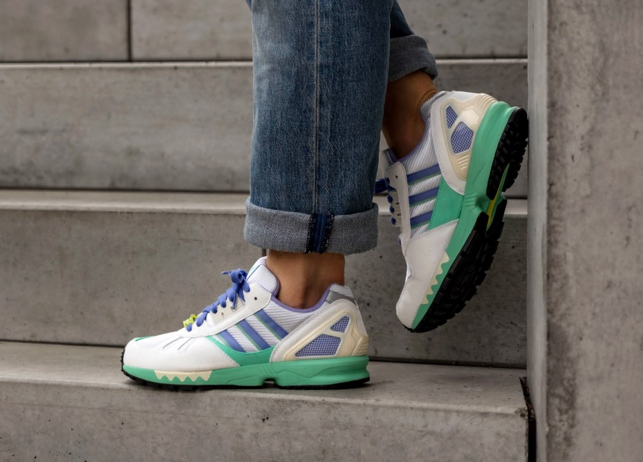 adidas Originals ZX 7000 30 Years of Torsion 4 Sneaker Myth