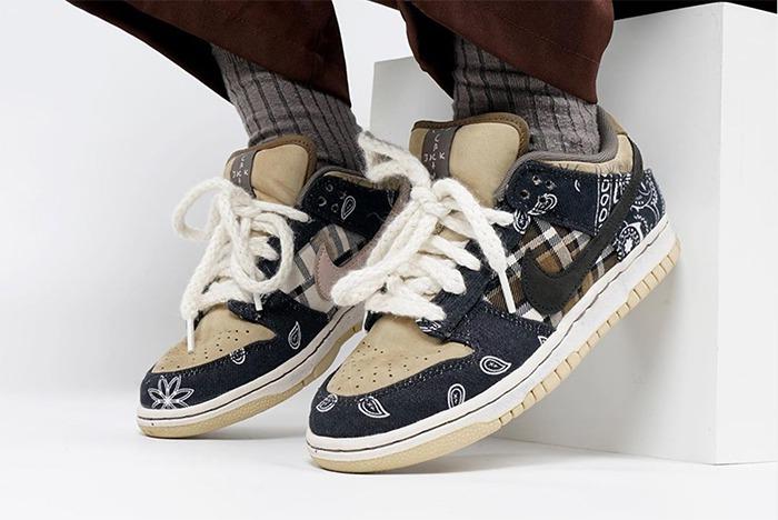 Travis Scott x Nike SB Dunk Low - Raffle List - Sneaker Myth